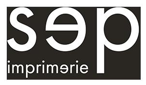 Imprimerie SEP à Nimes Logo
